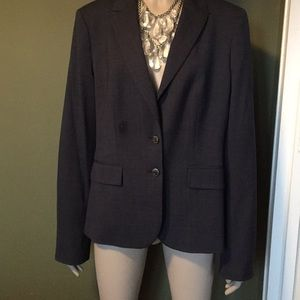 Banana Republic Blazer, worn once, Size 12, Blue